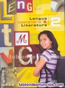 Libro de lengua castellana y literatura 2º bachillerato