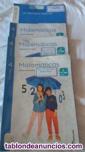 Libros 4º primaria