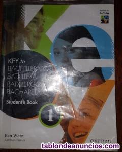 Libros de texto 4 eso y 1 bachiller