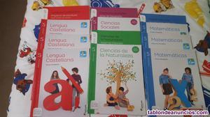 Libros de texto de 6to de primaria