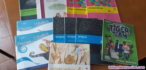 Libros texto 4° primaria