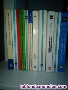 Libros uned educación social de todos los cursos