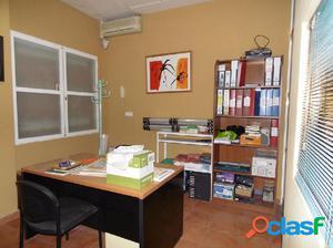Local de 50 m2 para oficinas en la Zona del parque de la