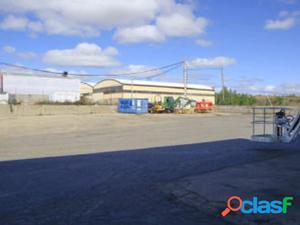 Naves industriales en Valdelafuente, ideales como inversión