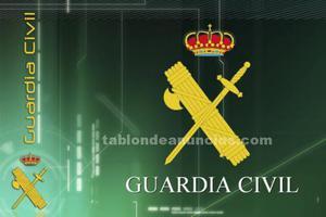 Preparador ascenso suboficial guardia civil