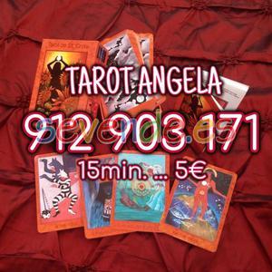 Tarot Angela a 15min x 5eu