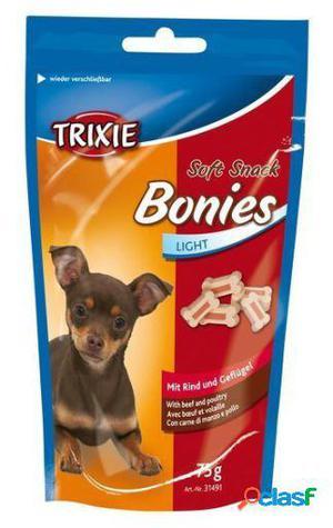 Trixie Soft Snack Bonies, ternera y pavo 75 GR