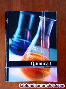 Vendo libro de 1º bachillerato quimica