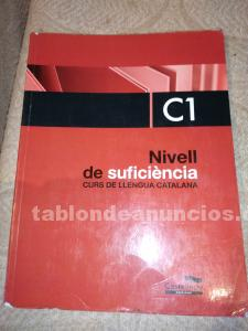 Vendo libros de universidad: catalan, geografia e inglés