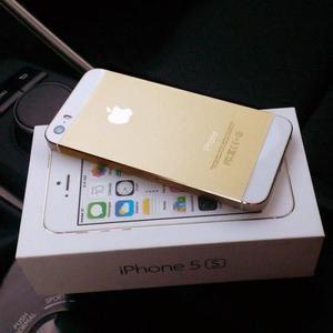 iPhone 5S Gold & Crystal Edición 64GB SIM libre.