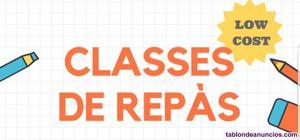 Classes de repàs/clases de repaso