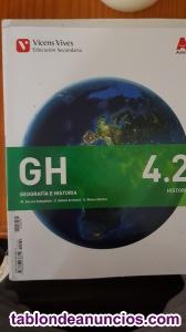 Libro de geografia e historia de 4 eso vicens vives
