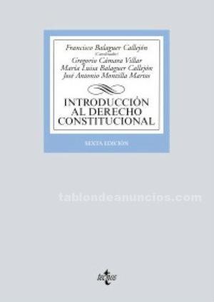 Libro derecho constitucional