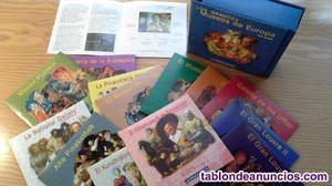 Los grandes museos de europa en 13 cd-rom