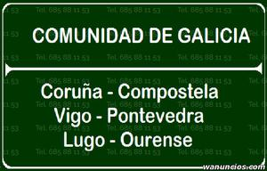 Mudanzas Zaragoza Coruña, Lugo, Compostela, Galicia -