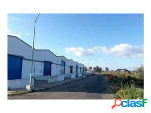 Nave Industrial en Polígono Industrial Fortiz en Huelva