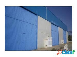 Nave Industrial en Polígono Industrial Indutect en Huelva