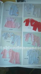 Se vende lote de ropa bebe
