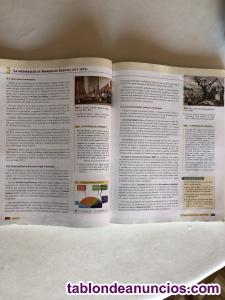 Vendo libro de texto historia de españa 2ºbachiller