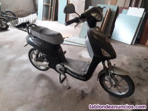 Bicicleta eléctrica monty e-50