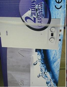 Calentador de agua de gas 10 litros/minuto