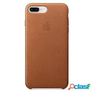 Funda apple iphone 8 plus/7 plus cuero - marron - mqhk2zm/a