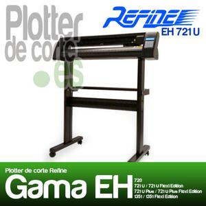 Plotter de corte Refine EH721U. Plotterdecorte.es