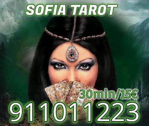 Sofia Tarot a 30min x 15eu