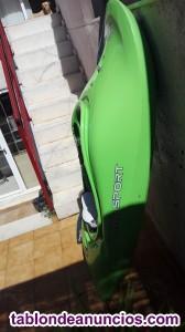Vendo kayak wave sport