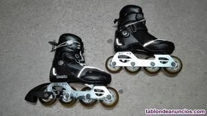 Vendo unos patines en línea y unos artísticos, para niño