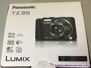 Camara fotos digital panasonic tz35
