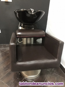 Lavacabeza peluquería
