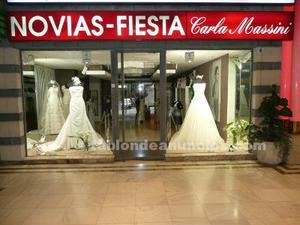 Magnífica tienda de novias