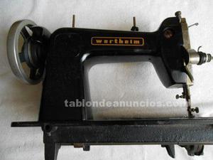 Maquina de coser wertheim antigua (cabezal)