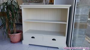 Mueble auxiliar de madera
