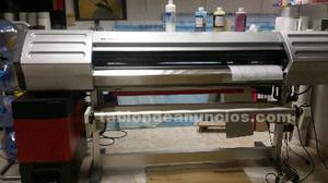 Oportunidad venta maquinaria rotulación e impresión