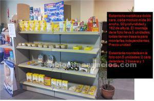 Urge vender estanterias metalicas comercio
