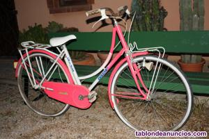 Vendo bicicleta de paseo antigua