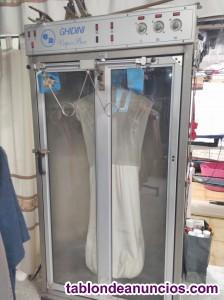 Vendo maquinaria de lavandería