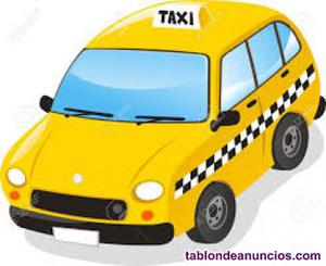 Venta de licencia de taxi por jubilación
