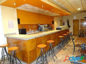ALQUILER DE BAR-CAFETERÍA EN ASPE EN MUY BUENA ZONA PRECIO