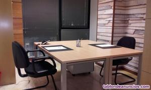 Alquiler de despachos en centro de negocios