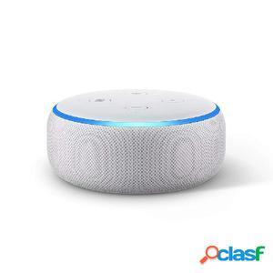 Amazon Echo Dot (3ª generacion), color gris claro, original