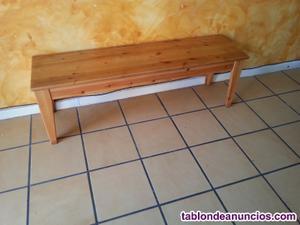 Banco madera