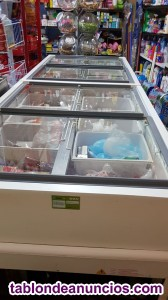 Congelador horizontal comercio
