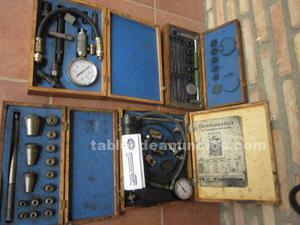 En venta herramientas de taller usadas