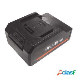 FERM Batería de Li-Ion 12 V 1,3 Ah CDA1100