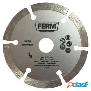 FERM Hoja de sierra de precisión de diamante 85 mm CSA1046