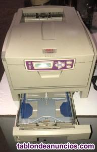 Impresora todo color usada
