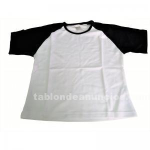 Lote de camisetas de algodón niño